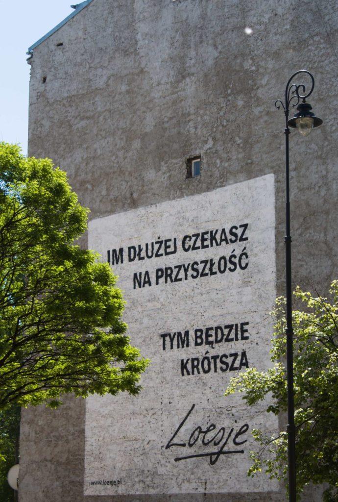 Go-Local: Loesje - Przyszłość